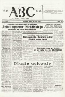 ABC : nowiny codzienne. 1938, nr159 A