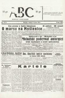 ABC : nowiny codzienne. 1938, nr177 A