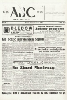 ABC : nowiny codzienne. 1938, nr180 A