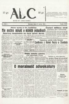 ABC : nowiny codzienne. 1938, nr182 A