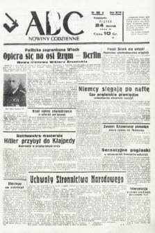 ABC : nowiny codzienne. 1939, nr88 A