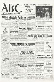 ABC : nowiny codzienne. 1939, nr225 A