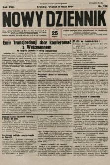 Nowy Dziennik. 1934, nr126