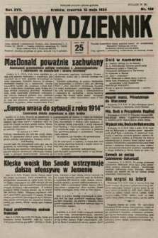 Nowy Dziennik. 1934, nr128