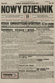 Nowy Dziennik. 1934, nr132