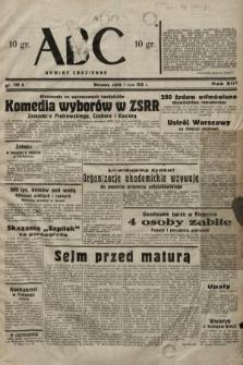 ABC : nowiny codzienne. 1938, nr192 A