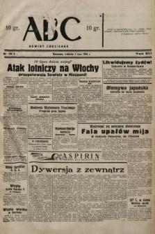 ABC : nowiny codzienne. 1938, nr194 A