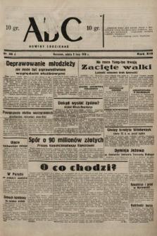 ABC : nowiny codzienne. 1938, nr200 A