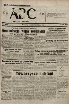 ABC : nowiny codzienne. 1938, nr210 A [ocenzurowany]