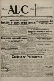 ABC : nowiny codzienne. 1938, nr211 A