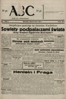 ABC : nowiny codzienne. 1938, nr215 A