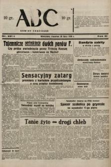 ABC : nowiny codzienne. 1938, nr221 A
