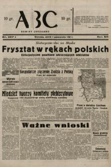 ABC : nowiny codzienne. 1938, nr297 A