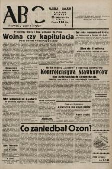 ABC : nowiny codzienne. 1938, nr320 A