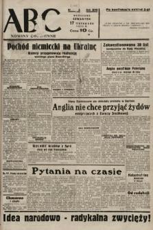 ABC : nowiny codzienne. 1938, nr345 A [ocenzurowany]