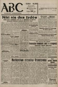 ABC : nowiny codzienne. 1938, nr347 A