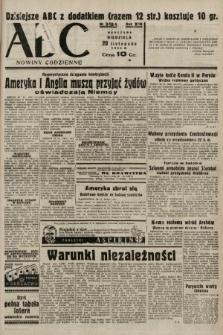 ABC : nowiny codzienne. 1938, nr348 A