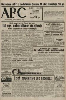 ABC : nowiny codzienne. 1938, nr355 A