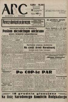 ABC : nowiny codzienne. 1938, nr358 A