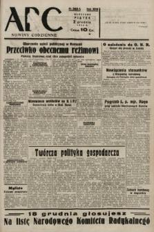 ABC : nowiny codzienne. 1938, nr360 A