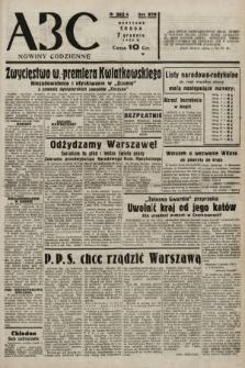 ABC : nowiny codzienne. 1938, nr365 A