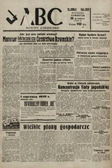 ABC : nowiny codzienne. 1938, nr388 A