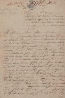Papiery majątkowe Józefa Kremera