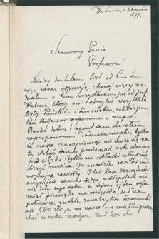 Korespondencja Ludwika Gumplowicza z lat 1870-1909. T. 2, E-Kn.