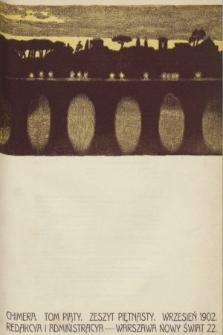 Chimera. T. 5, z. 15