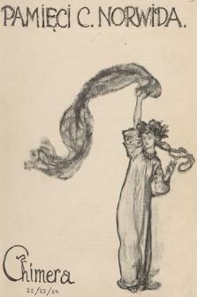 Chimera. T. 8, 1904, z. 22/23/24