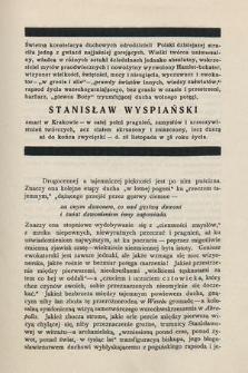 Chimera. T. 10, 1907, wkładki