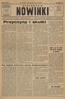 Krakowskie Nowinki. 1932, nr 4