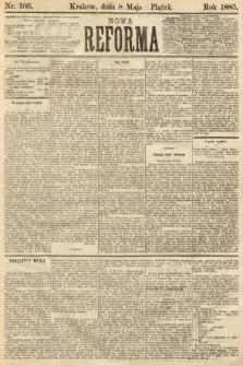 Nowa Reforma. 1885, nr105
