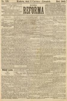 Nowa Reforma. 1885, nr125