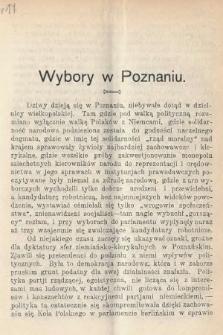Wiedza : tygodnik społeczno-polityczny, popularno-naukowy i literacki. R. 4, 1910, nr17