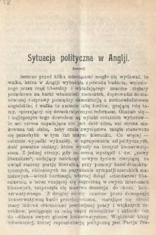 Wiedza : tygodnik społeczno-polityczny, popularno-naukowy i literacki. R. 4, 1910, nr18