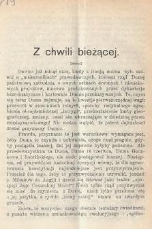 Wiedza : tygodnik społeczno-polityczny, popularno-naukowy i literacki. R. 4, 1910, nr19