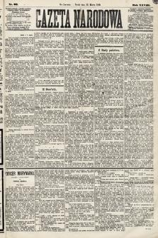 Gazeta Narodowa. 1889, nr60