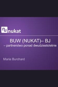 BUW (NUKAT) – BJ : partnerstwo ponad dwudziestoletnie