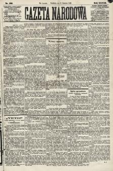 Gazeta Narodowa. 1889, nr127