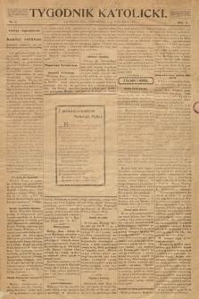 Tygodnik Katolicki. 1903, nr1