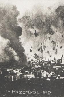 Przemyśl 1915 : Die Sprengung der Forts der Festung 22 März