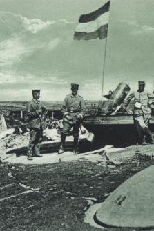 Przemyśl, Fort Nr. 13 : wieże pancerne = Panzerturm