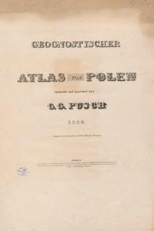 Geognostyscher Atlas von Polen