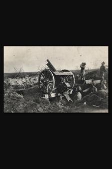 [Ostrzeliwanie aeroplanu styczeń 1916 r.]