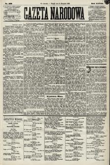 Gazeta Narodowa. 1889, nr182
