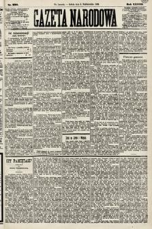 Gazeta Narodowa. 1889, nr230