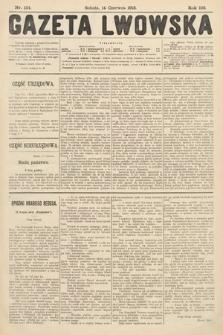 Gazeta Lwowska. 1913, nr134