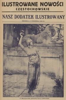 Nasz Dodatek Ilustrowany. 1926.09.12