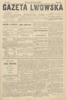 Gazeta Lwowska. 1913, nr142